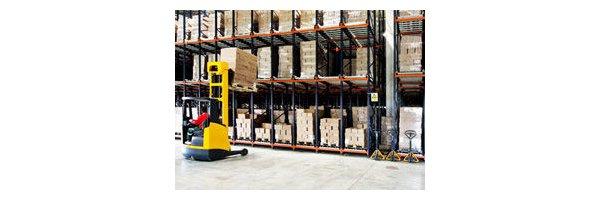 Logistik-Versand