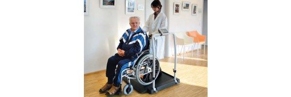 Rollstuhlwaagen