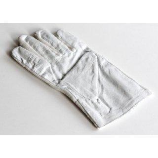 1 Paar Handschuhe für Gewichte, Leder/Baumwolle