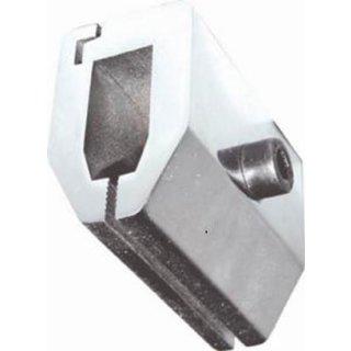 Flachbacken-Aufsatz, 2 Stück für Zugtests bis 5 kN
