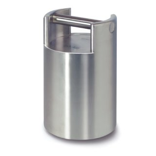 20 kg - M1 Kontrollgewichte, Edelstahl, stapelbar