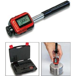 Mobiles Leeb Härteprüfgerät zur mobilen Härteprüfung von Metallen