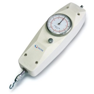 Mechanisches Kraftmessgerät für Zug- und Duckmessung bis 500 N