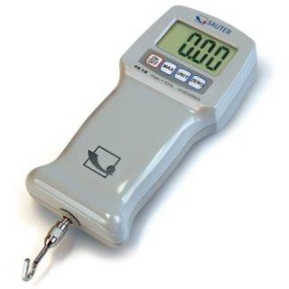 Zug und Druckkraftmessgerät für einfache Messungen bis 1000N
