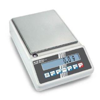 Max 16000 g |  Ablesbarkeit 0,1 g | 160x200 mm