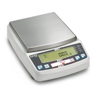 Max 8200 g |  Ablesbarkeit 0,1 g | 170x180 mm