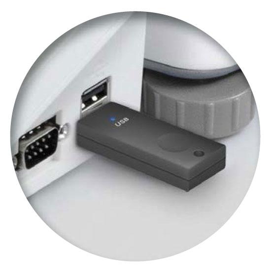 Datenaustausch via USB