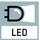 LED-Beleuchtung Kalte, stromsparende und besonders langlebige Leuchtquelle