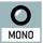 Monokulares Mikroskop Für den Einblick mit einem Auge