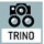 Trinokulares Mikroskop Für den Einblick mit beiden Augen und zusätzlicher Option auf den Anschluss einer Kamera