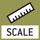 Längenmessung Im Okular eingearbeitete Skala